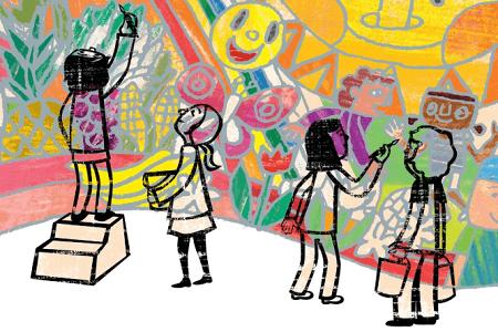 Μάθηση 2.0 - Η τέχνη στο σχολείο